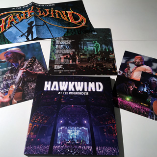 Hawkwind At The Roundhouse Vinyl